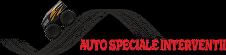 Autospeciale intervenții Logo